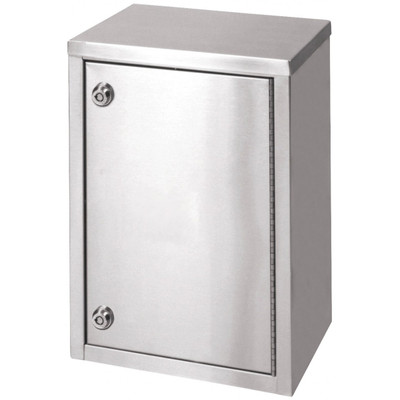 "Single Door Narcotic Cabinet (15""H X11""W X8""D)"