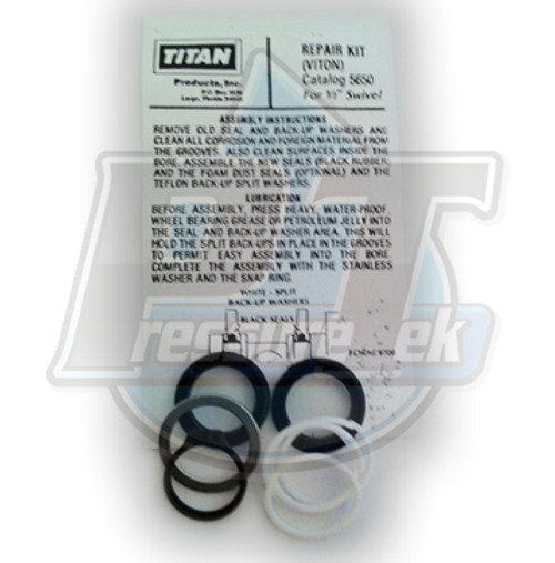 Titan Repair Kit for 5700 Series Swivels