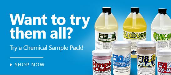 chemical sample pack