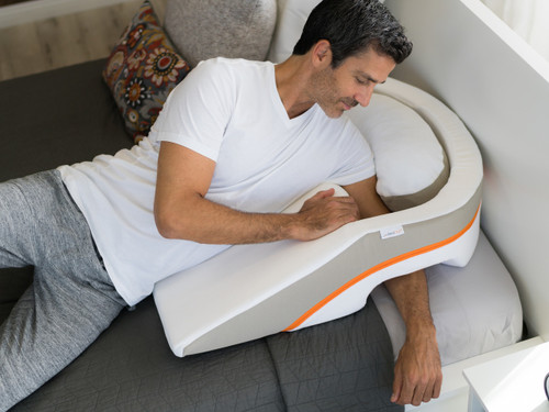 Exclusive BONUS Offer - MedCline Reflux Relief System + Extra Body Pillow Cover