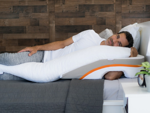 Exclusive BONUS Offer: MedCline Reflux Relief System + Extra Body Pillow Cover