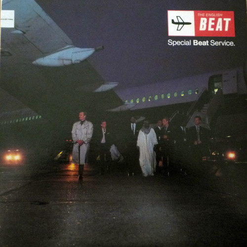 ENGLISH BEAT Special Beat Service - 1982 IRS LP with Mint Vinyl
