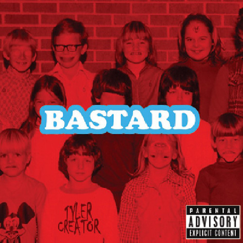 TYLER THE CREATOR Bastard - New Double Colored Vinyl Import LP