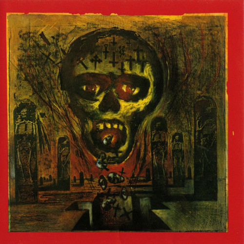 SLAYER Seasons in the Abyss - New Import Vinyl LP