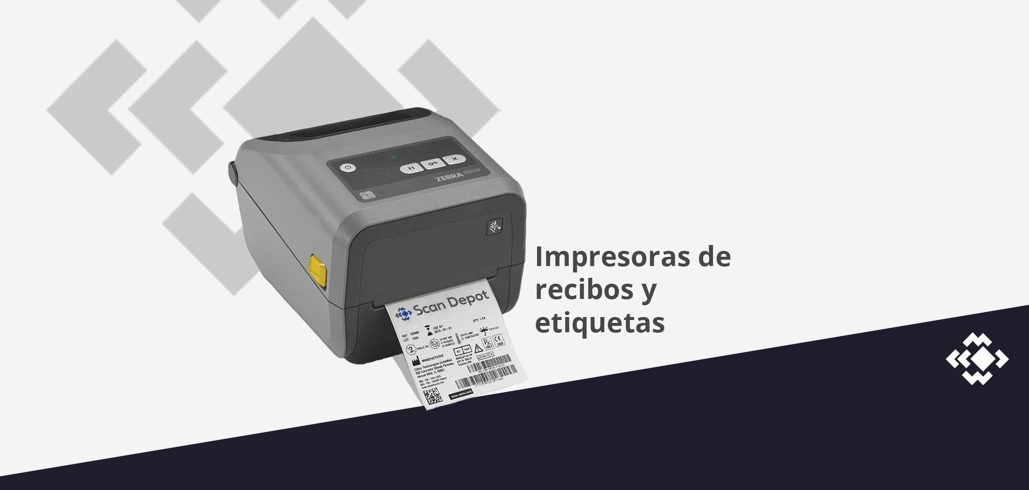 Impresoras de recibos y etiquetas | ZD420
