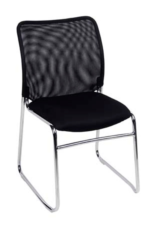 Martin Sled Base Stackable Chair
