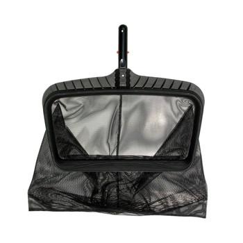 Leaf Rake Premium Black - Out of Box