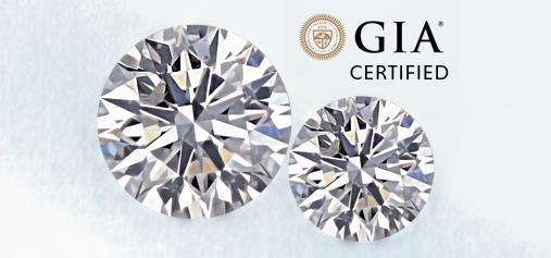 Shop Earth-Mined Diamonds