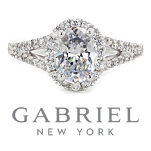 Engagement Gabriel Ring Collection