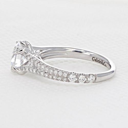 Micro Prong Engagement Ring (AV13)