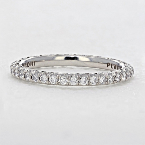 Tacori Petite Crescent Wedding Band (HT2545B)