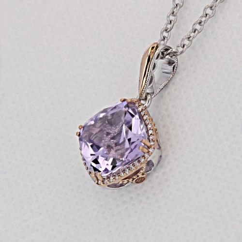 Tacori Lilac Blossoms Fashion Necklace (SN176P13)