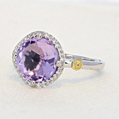 Tacori Lilac Blossoms Fashion Ring (SR14501)