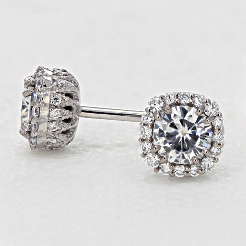 Tacori Diamond Bloom Fashion Earrings (FE803CU5)