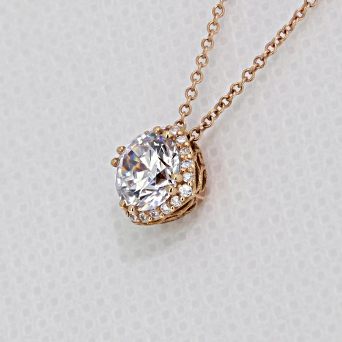 Tacori Dantela Fashion Necklace (FP64365PK)