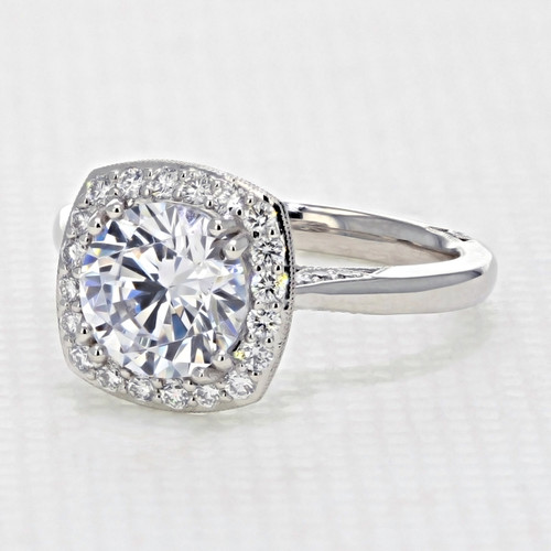 Tacori RoyalT Engagement Ring (HT2651CU8)