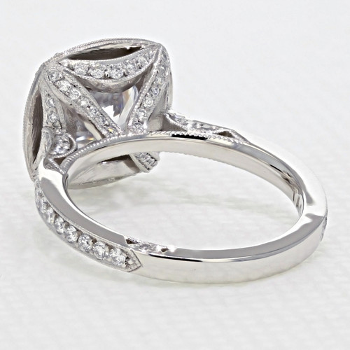 Tacori RoyalT Engagement Ring  (HT2652CU85)