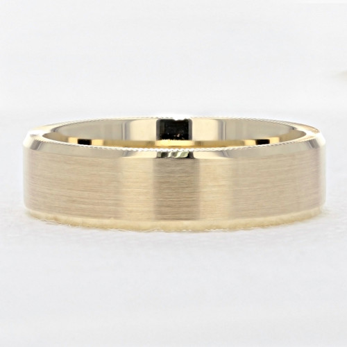ArtCarved Men's Wedding Band (FG335Y)
