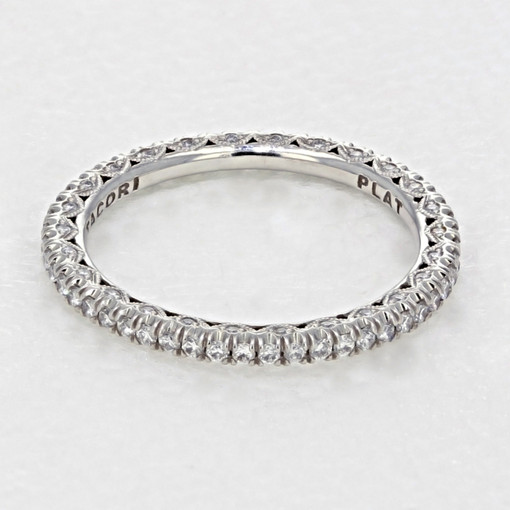Tacori Petite Crescent Wedding Band (HT254515B)