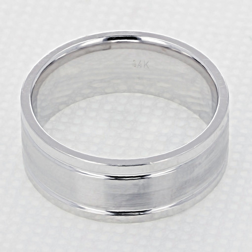 Signature Men's Wedding Band (WB341)