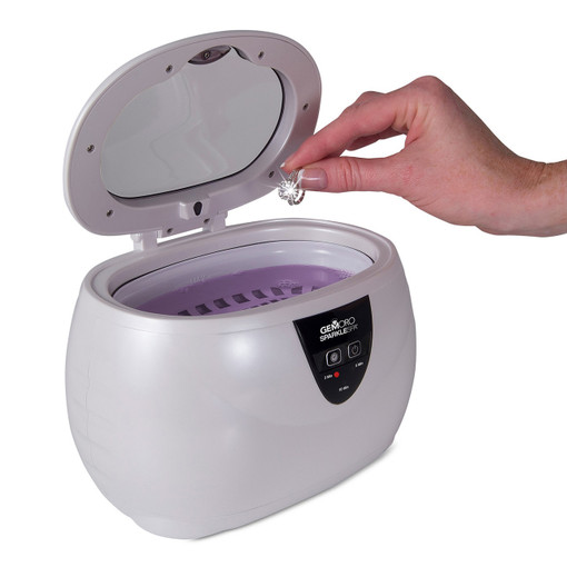Personal Ultrasonic Jewelry Cleaner (9070)