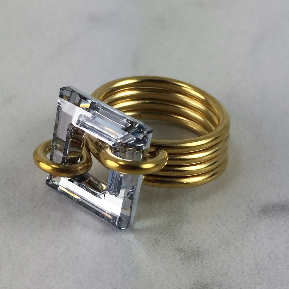 Small Coco Ring