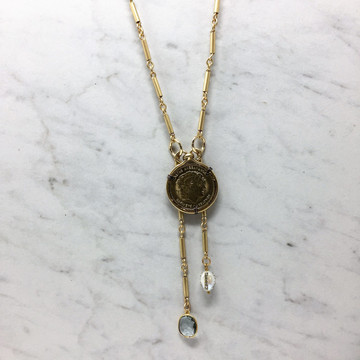 Alexander Bamboo Chain Necklace