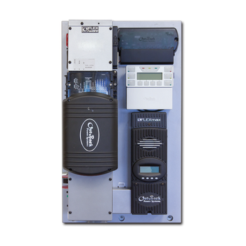 Outback FLEXpower One FXR2524A-01 2.5kW 24 Volt Pre-wired Single Inverter System