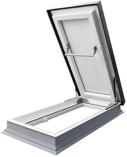 Flat Roof Metal Hatch