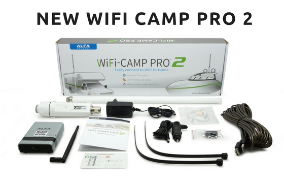 Camp Pro 2 Kit Released