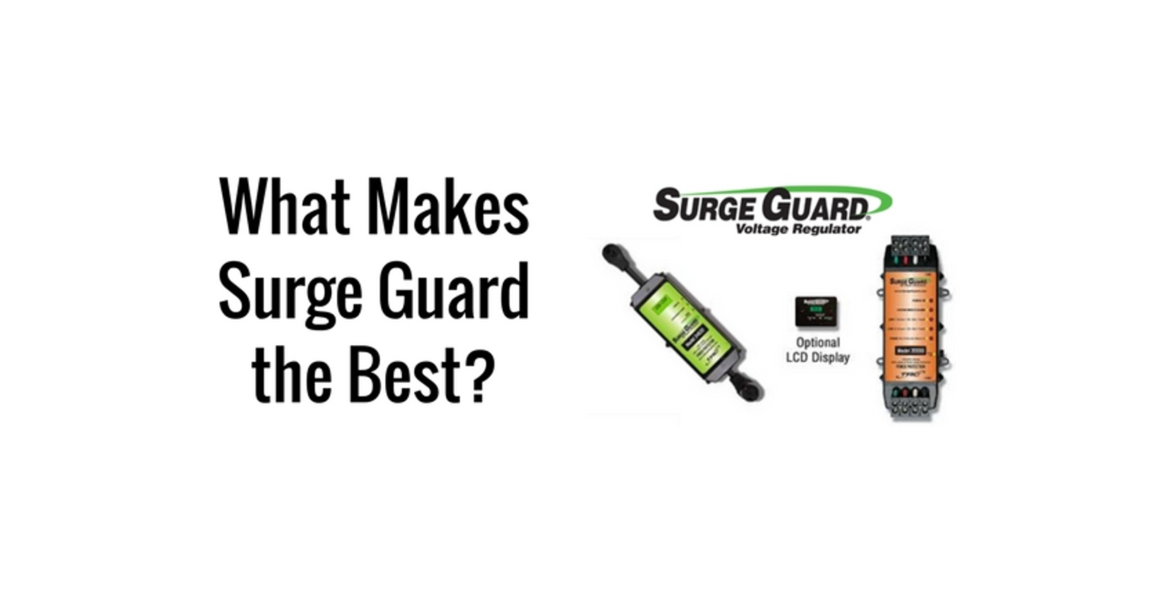 What makes Surge Guard Electrical Protection Systems the Best?