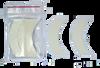 "3M Daily Clear Tape ""CC"" Shape 3/4"" x 3"" ( 36 pcs per pack)"