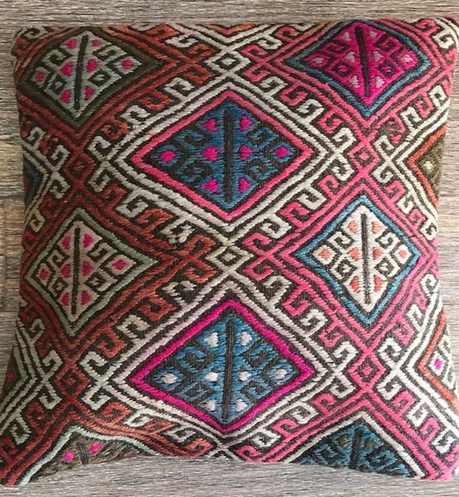 Vintage Kilim Cushion 10