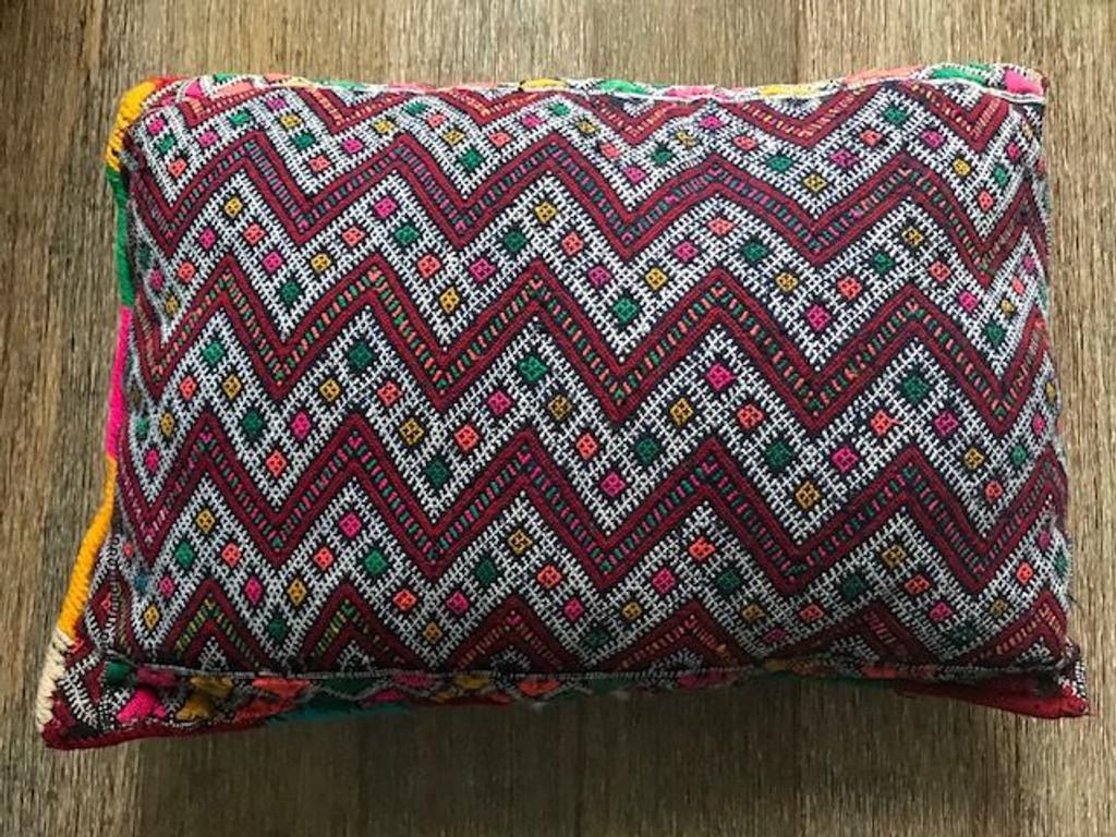 Dana Vintage Berber Cushion