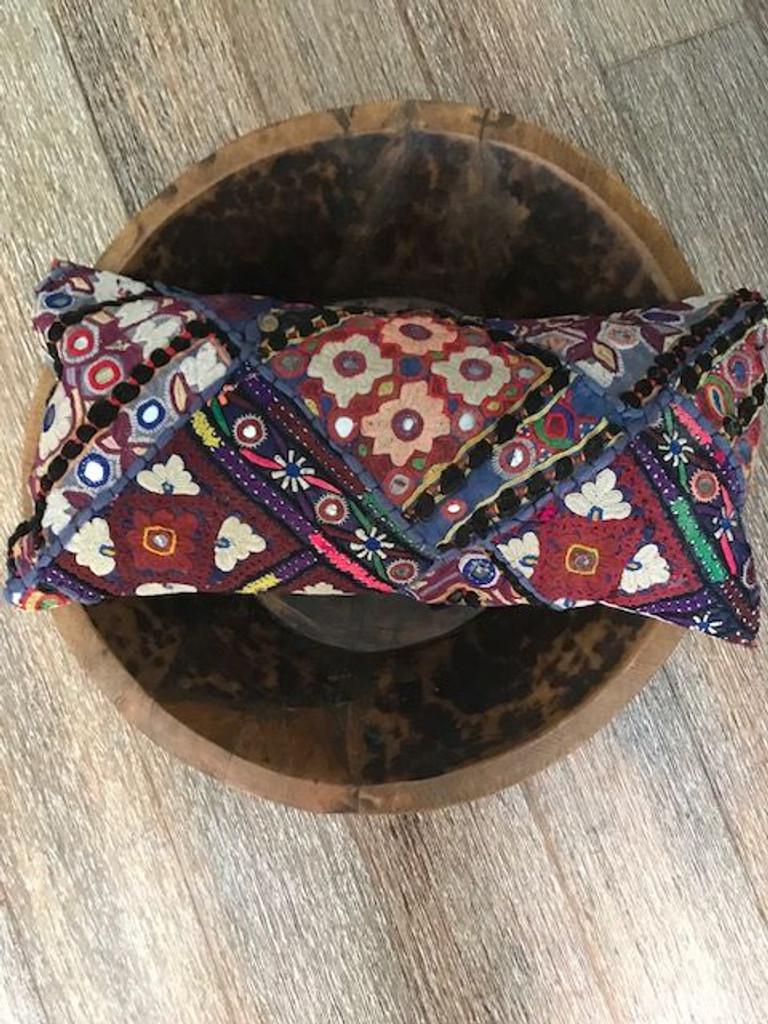 Hand Made Vintage Banjara Cushion 3