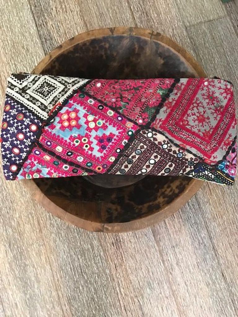 Hand Made Vintage Banjara Cushion 13
