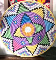 Star Pastel African Basket
