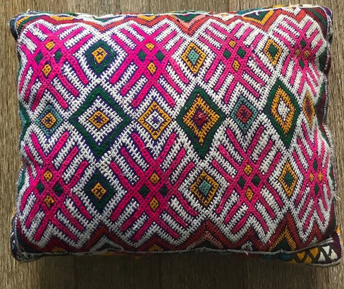 Pheobe Vintage Berber Cushion