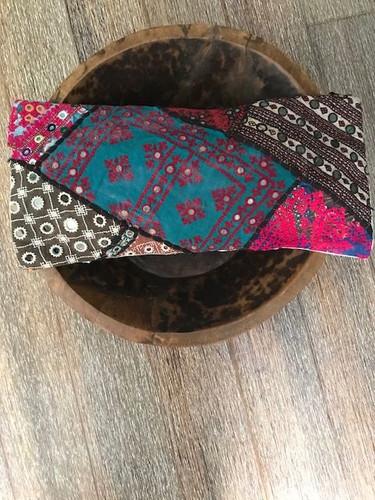 Hand Made Vintage Banjara Cushion 16