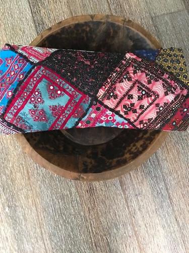 Hand Made Vintage Banjara Cushion 17
