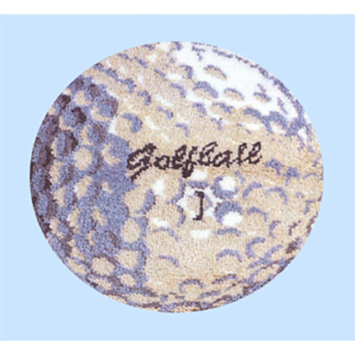 Golf Ball Latch Hook Rug Kit