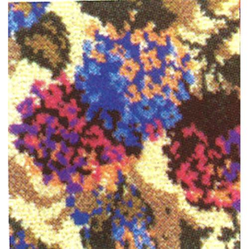 Hydrangea Latch Hook Pillow Kit