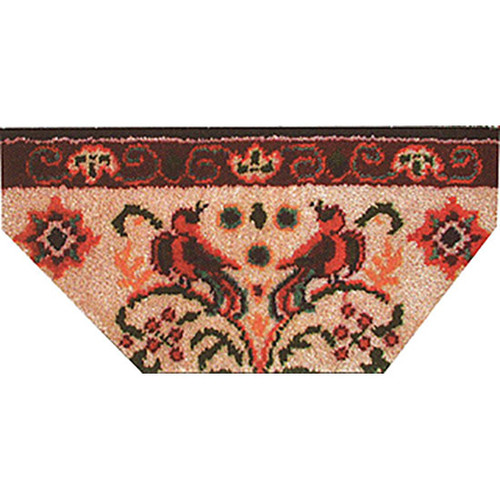 Mahan Shaped Latch Hook Rug Kit