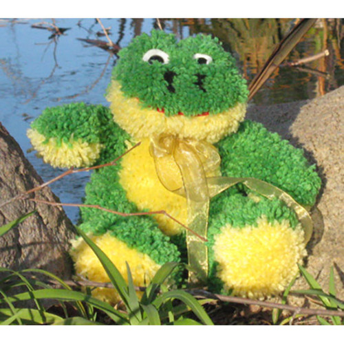 Frog Stuffed Animal Kit