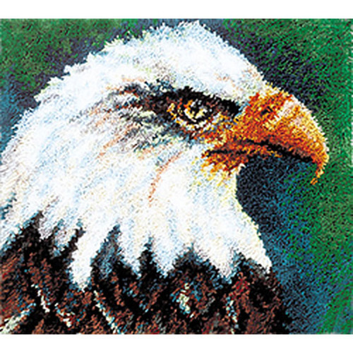 Eagle Latch Hook Rug Kit