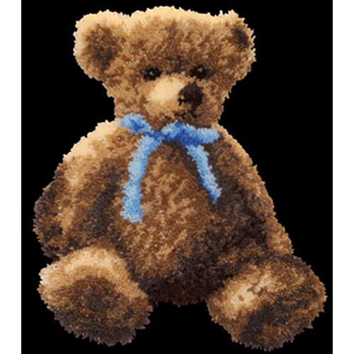 Baldwin Bear Latch Hook Rug Kit