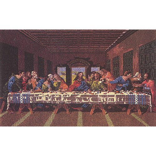 The Last Supper Latch Hook Rug Kit