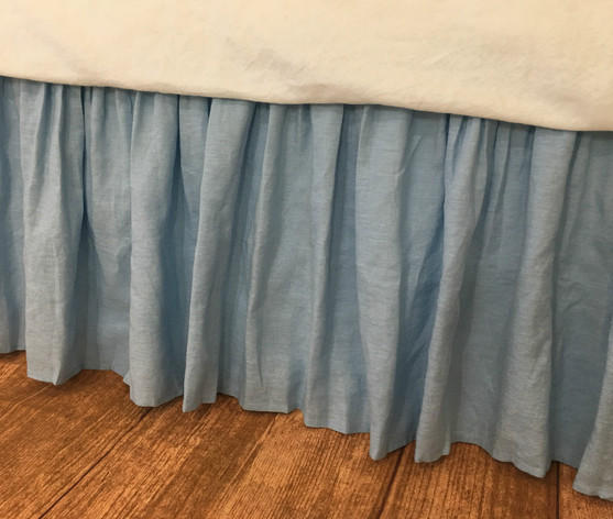Twin Xl Bed Skirt Custom