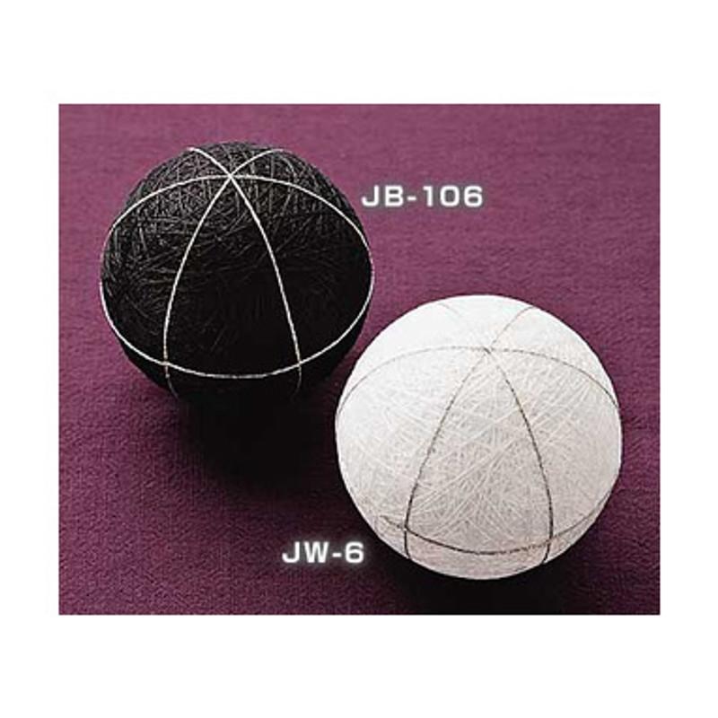 1 Black Mari (Ball) to Make Temari JB-106