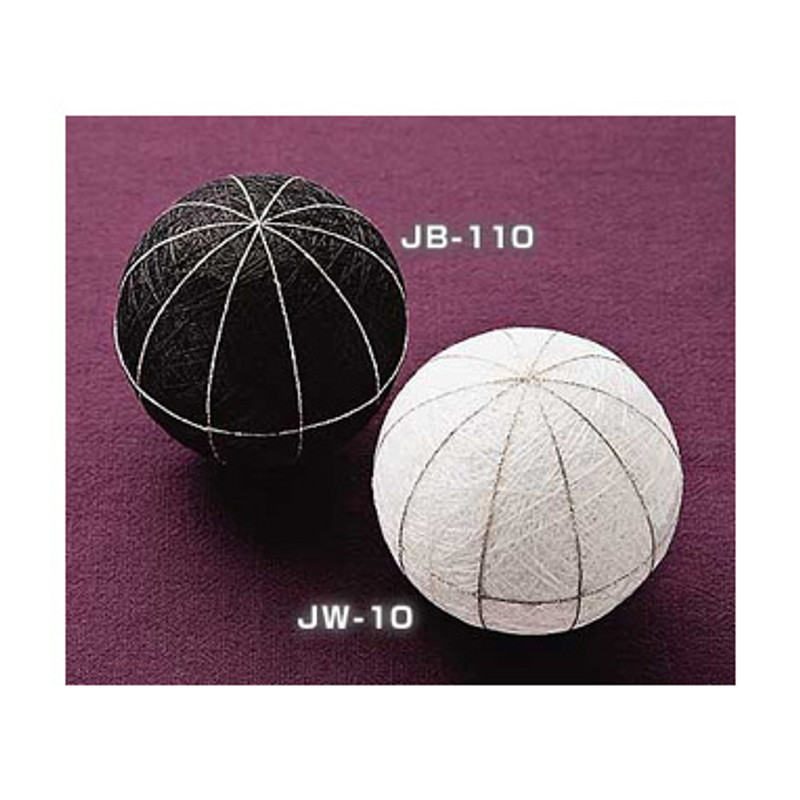 1 White Mari (Ball) to Make Temari JW-110